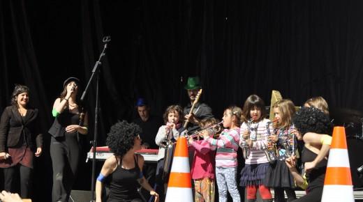 Orelles de Xocolata Negra Black Music Festival 2014